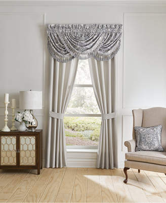 Croscill Seren Waterfall Swag Window Valance Bedding
