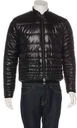 Chanel Reversible Puffer Jacket
