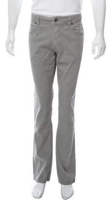 James Perse Linen-Blend Casual Pants