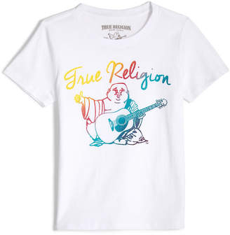 True Religion RAINBOW BUDDHA TEE