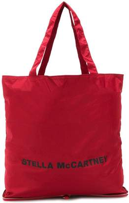 Stella McCartney foldable shopper tote