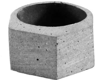 CELSIUS 273 - Concrete Architectural Minimalism Ring Angular