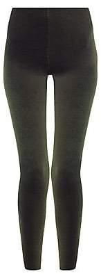Commando Women's Perfect Control Velvet Leggings