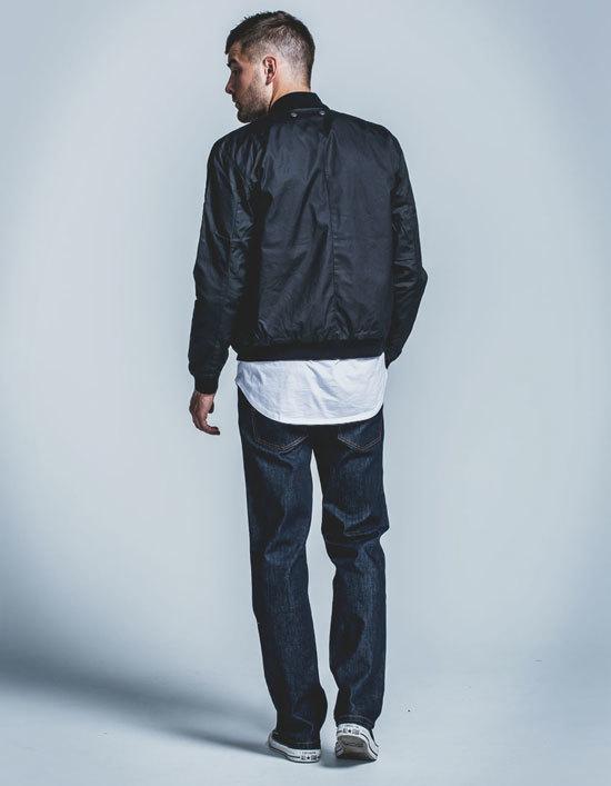 RSQ New York Mens Slim Straight Jeans