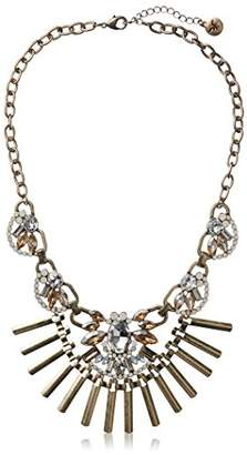 Fragments for Neiman Marcus Bar Bib Necklace