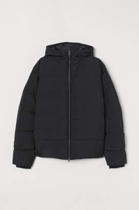 H&M Hooded Down Jacket