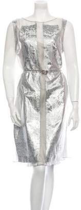 Philosophy di Alberta Ferretti Silk Dress