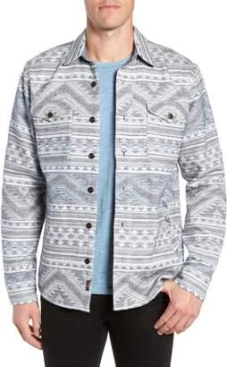 Faherty Durango CPO Cotton Work Shirt