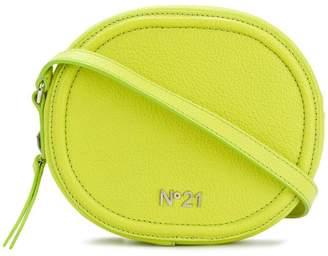 No.21 circle cross-body bag