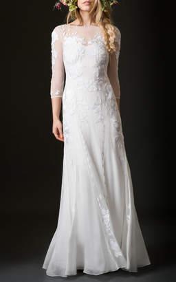 Temperley London Bridal Aubrey Sheath Dress