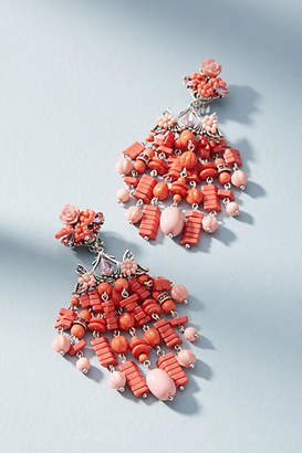 Dannijo Lionel Firework Drop Earrings