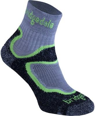 Bridgedale Trail Sport Lightweight T2 Merino Cool Comfort Multi 3/4 Crew Sock - Men's