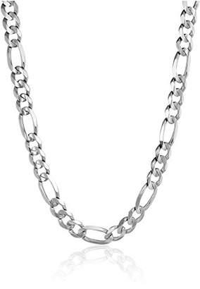 Men's 14k 8.5mm Figaro Chain Necklace