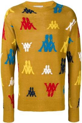 Paura crew neck sweater