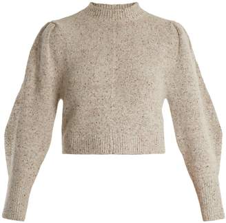 COM Isabel Marant Elaya crew-neck knit sweater
