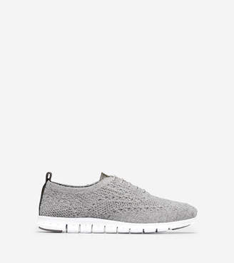 Cole Haan Women's ZERØGRAND Oxford with StitchliteTM Wool