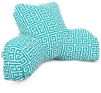Majestic Home Goods Towers Reading Pillow, Indoor/Outdoor