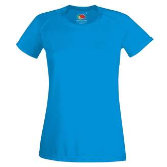 Fruit of the Loom Ladyfit Performance Tee - M