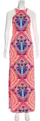 Mara Hoffman Geometric Maxi Dress