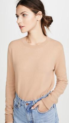 Bop Basics Cashmere Boxy Crew Sweater