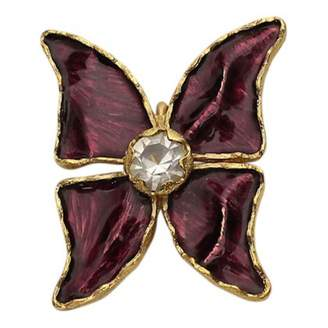 ... Saint Laurent Pin U0026 Brooche