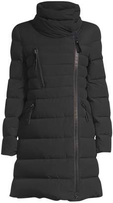 Post Card Katanec Down Fill Quilted Coat