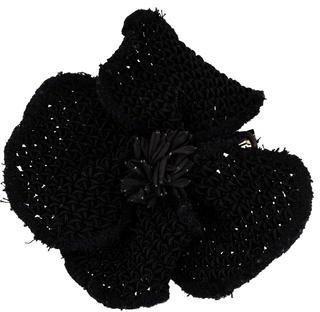 ChanelChanel Woven Camellia Brooch