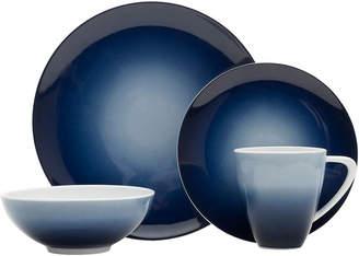 Mikasa Blue 48 Piece Dinnerware Set