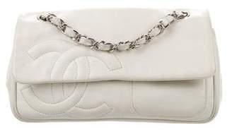 Chanel Diagonal CC Ligne Flap Bag