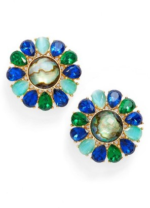 Women's Kate Spade New York Cluster Stud Earrings $68 thestylecure.com