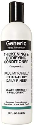 Paul Mitchell Generic Value Products Thickening & Bodifying Conditioner Compare to Extra-Body Daily Rinse