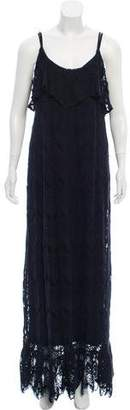 Melissa Odabash Lace Maxi Dress