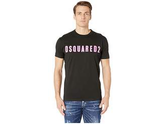 DSQUARED2 Glam Logo Cool Fit T-Shirt
