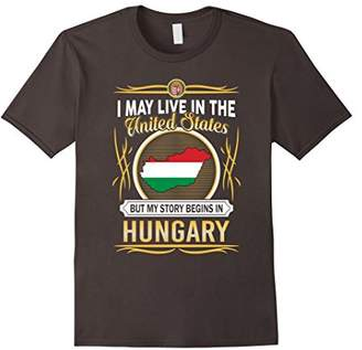 Hungary live in united states T-Shirt