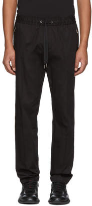 Dolce & Gabbana Black Slim Trousers