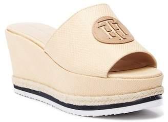 Tommy Hilfiger Batist Platform Sandal