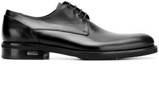 Baldinini almond toe Derby shoes