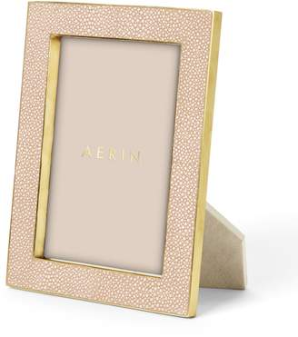 """AERIN Shagreen Photo Frame (5""""x7"""")"""