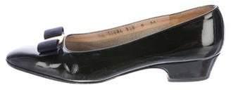 Salvatore Ferragamo Vintage Vara Bow Pumps