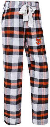 College Concepts Women San Francisco Giants Headway Flannel Pajama Pants