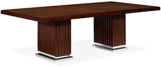 Ralph Lauren Home Duke Large Dining Table - Penthouse Rosewood