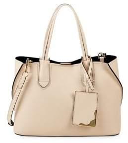 Calvin Klein Small Jacky Leather Tote