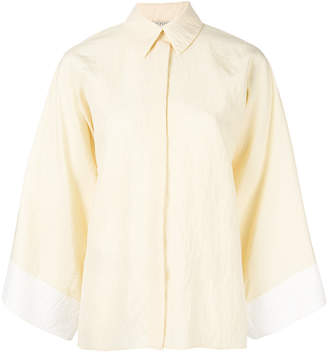 Emilio Pucci concealed fastening shirt