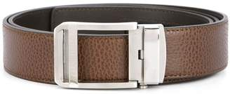 Cerruti slide buckle belt