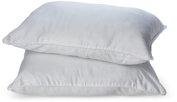 Iso Pedic Standard Cotton Pillow Twin Pack