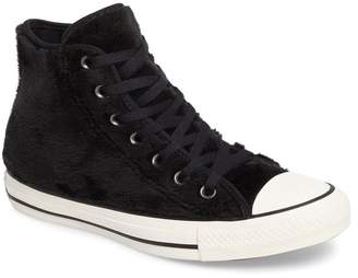 40af76d4a0 Converse Chuck Taylor All Star Faux Fur High Top Sneakers (Women)