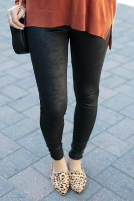 Grace & Lace Fleece Lined Legging