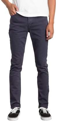 RVCA Daggers Slim Straight Leg Jeans