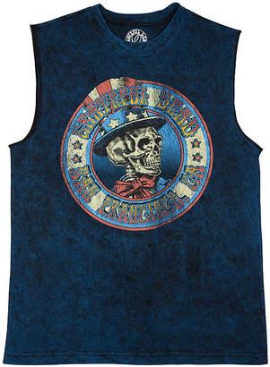 NOVELTY SEASON Grateful Dead American Muscle Cotton Tank Top