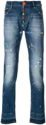 Philipp Plein Stop Me jeans